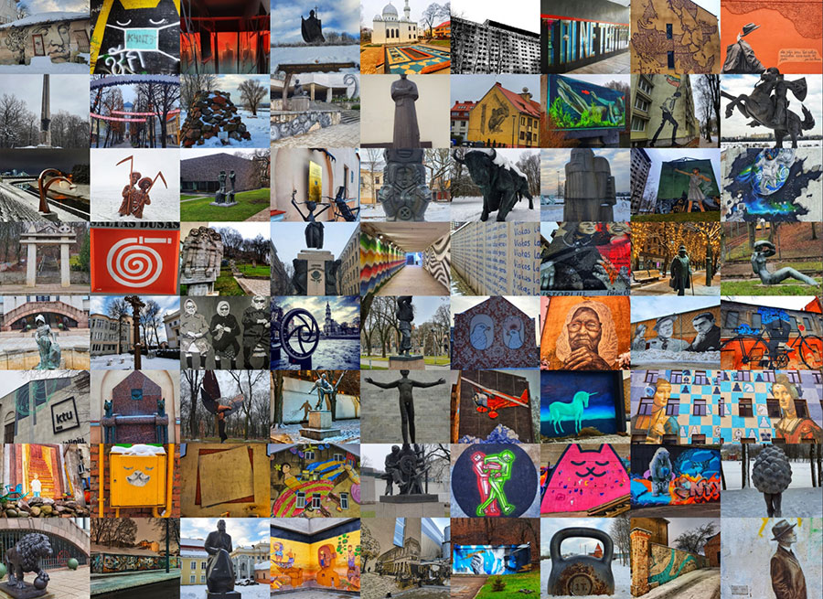 Street Art in Kaunas