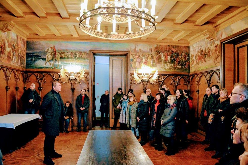 Eine Fülle an Museen im Kaunas