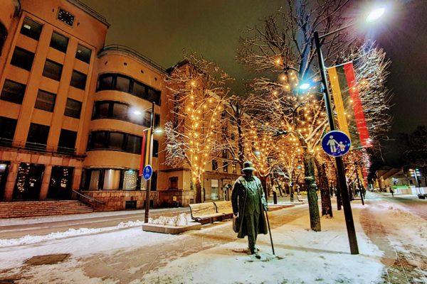 Ekskursija Kaunas - tarpukario sostinė - Gerve.lt